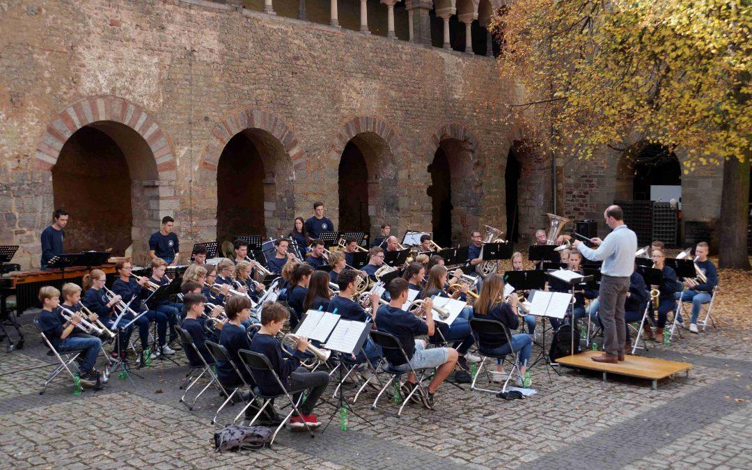 2018 Concertreis Trier Jeugdorkest