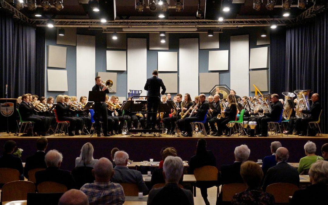 2019 Uitwisselingsconcert  Philharmonie Leende en Harmonie St.-Joseph Weert