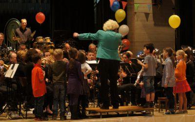 """2012 Kinderconcert """"Zin in Muziek"""""""