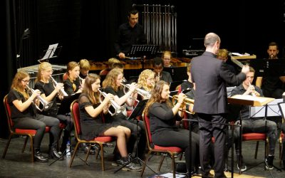 2019 Uitwisselingsconcert Jeugdorkest Philharmonie Leende en Harmonie L'Union Bladel