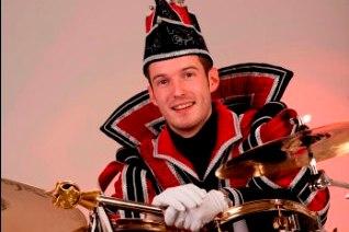 2012 Prins Wouter dun Urste en jeugdprins Luuk