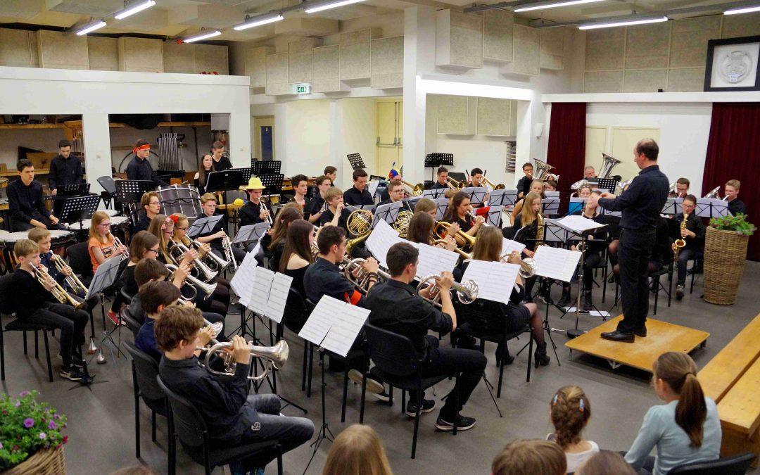 2018 Voorjaarsconcert door de jeugd